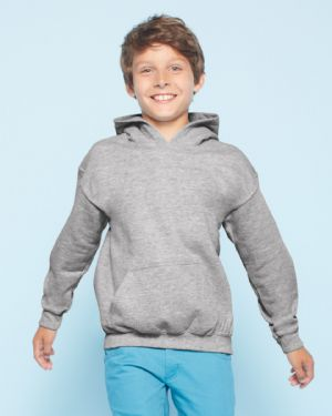18500B Gildan Heavy Blend™ Youth Hooded Sweatshirt